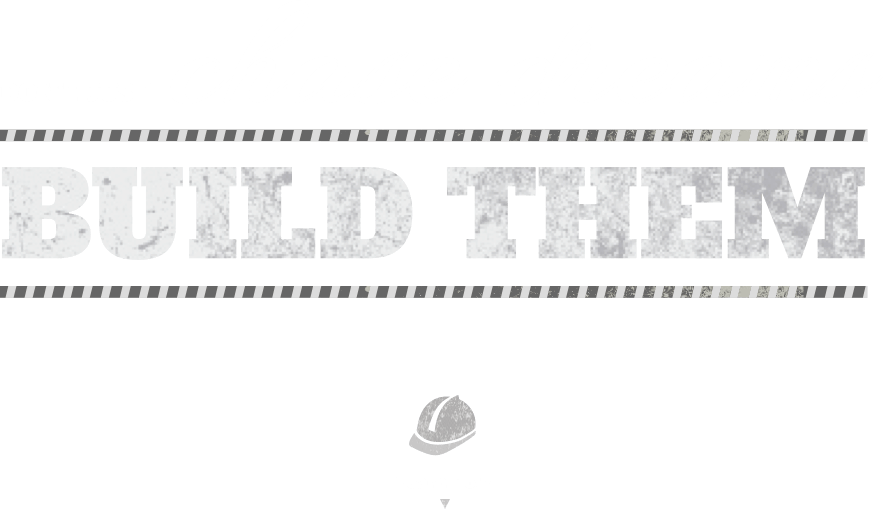 Don't Just Chase Dreams Build Them