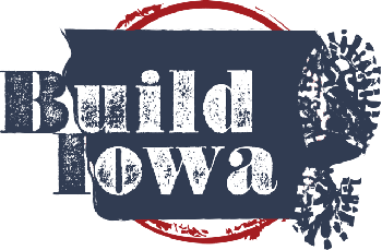 Build Iowa logo